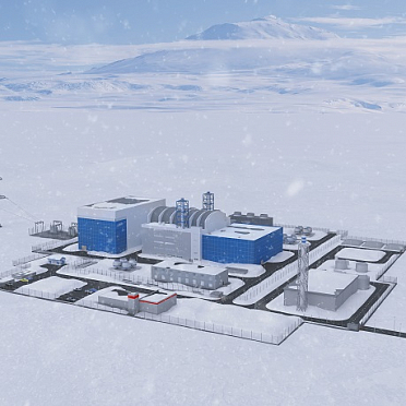 SMR Nuclear Power Plant to Be Built in Yakutia by 2028