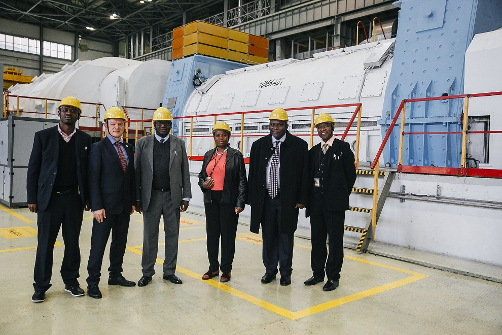 Zambian Parliamentaries Reviewed Russian Advanced Nuclear Technology